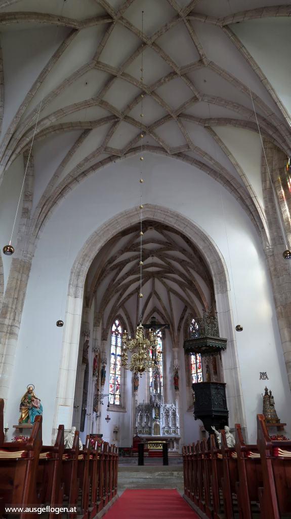 Eisenerz Kirchenburg St. Oswald
