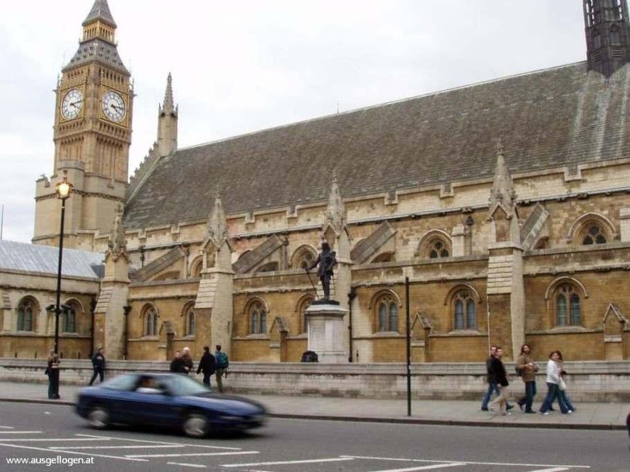 London mit Kindern Westminster Abbey