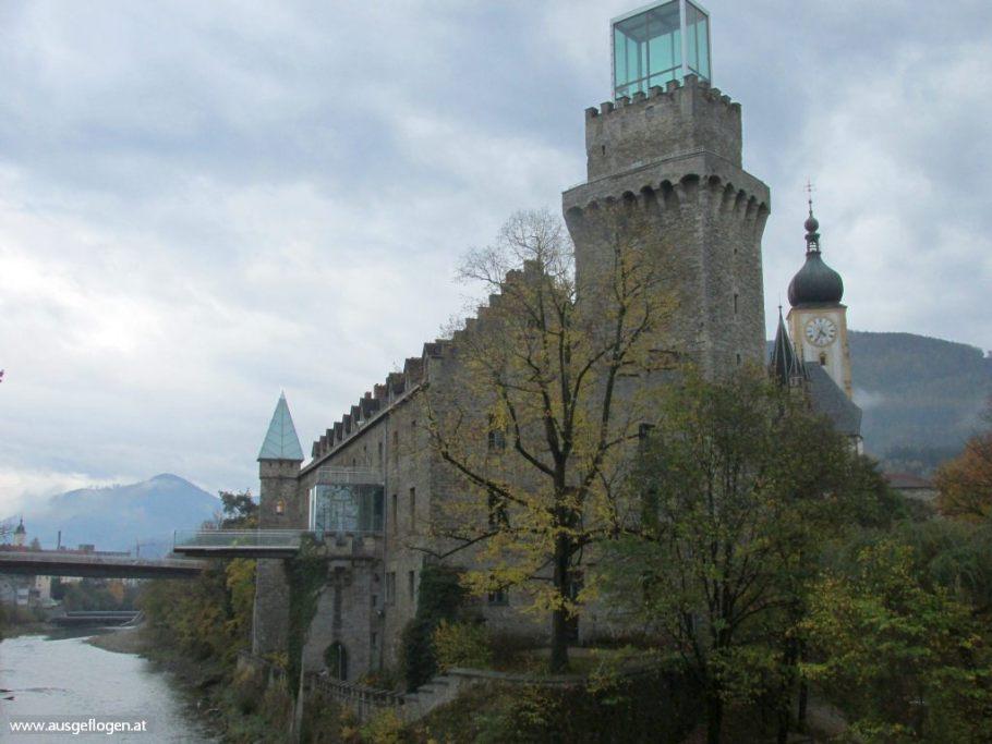 Waidhofen/Ybb Schloss Rothschild niederösterreichische Eisenstraße