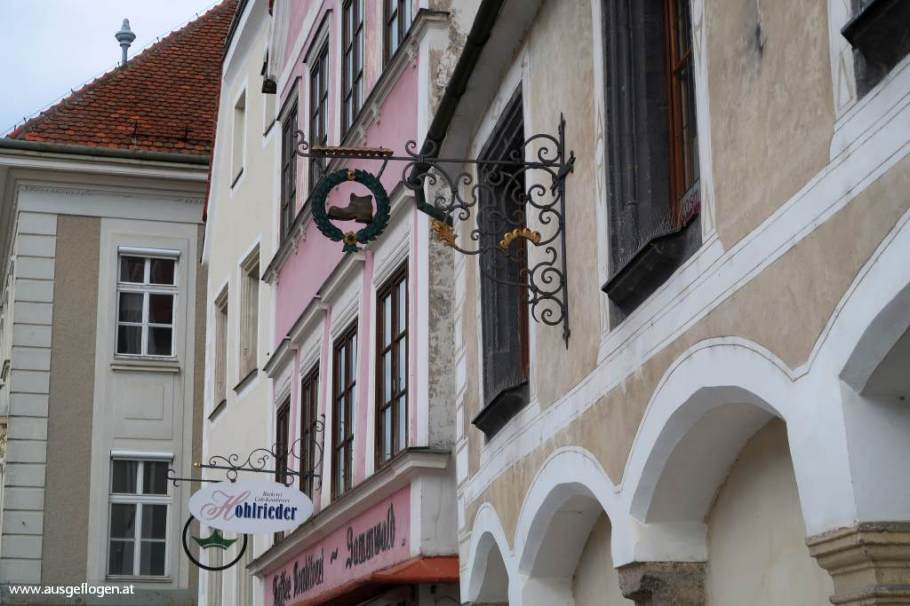 Steyr Sehenswürdigkeiten Stadtplatz