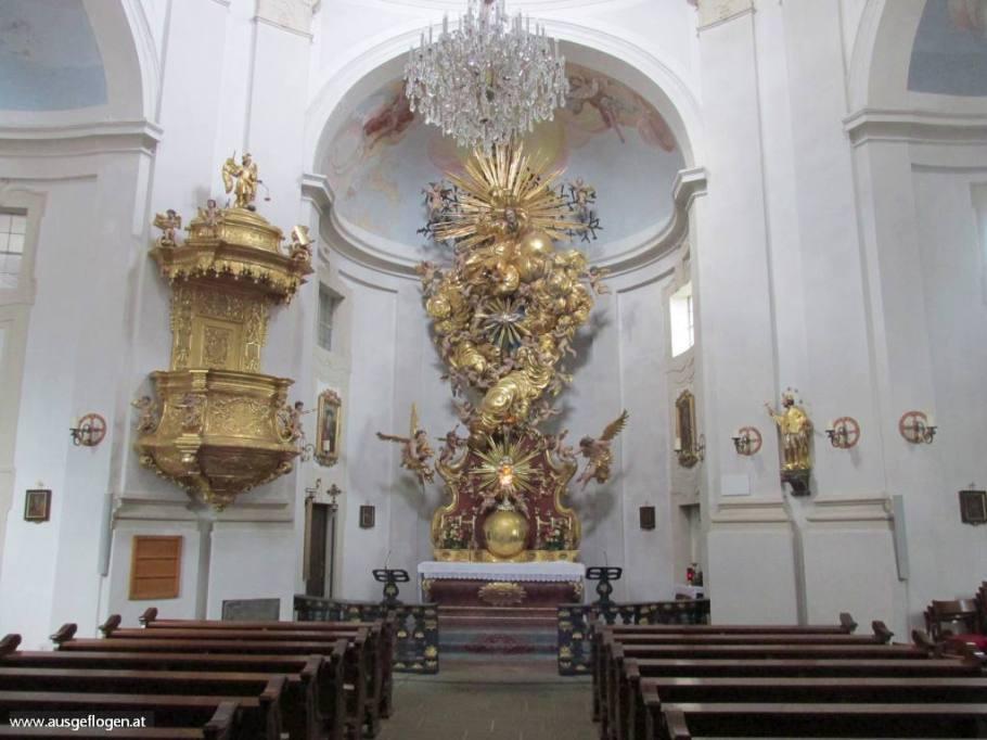Christkindl Wallfahrtskirche