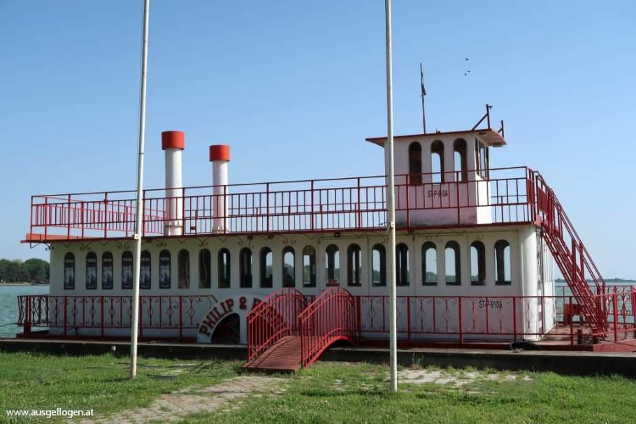 Palic See Serbien