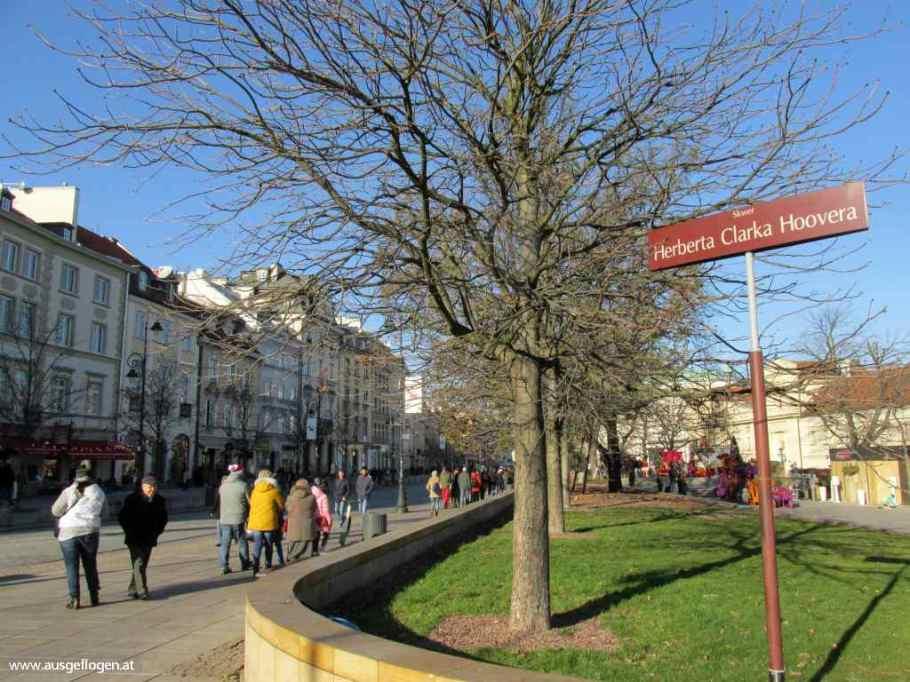 Ulica Krakowskie Przedmiescie