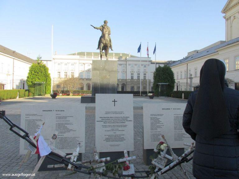 Präsidentenpalast Warschau