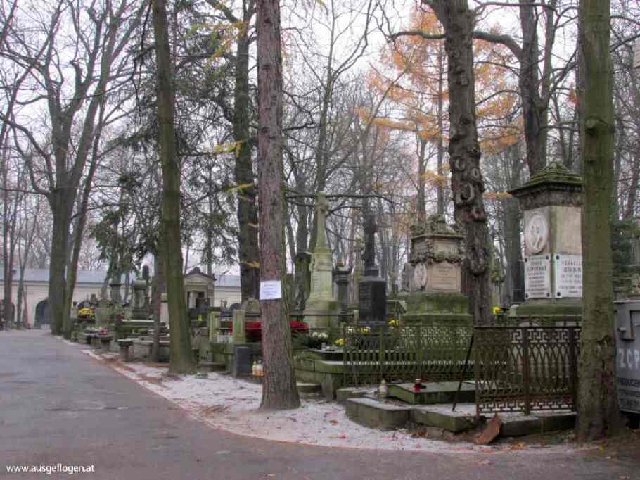 Powazki-Friedhof