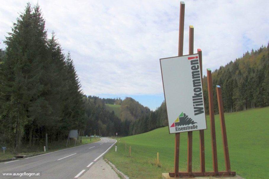 Die niederösterreichische EISENSTRASSE: wo´s wild und mild ist