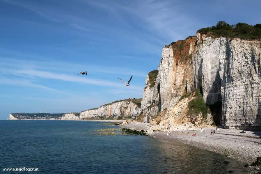 Alabasterküste Normandie Yport