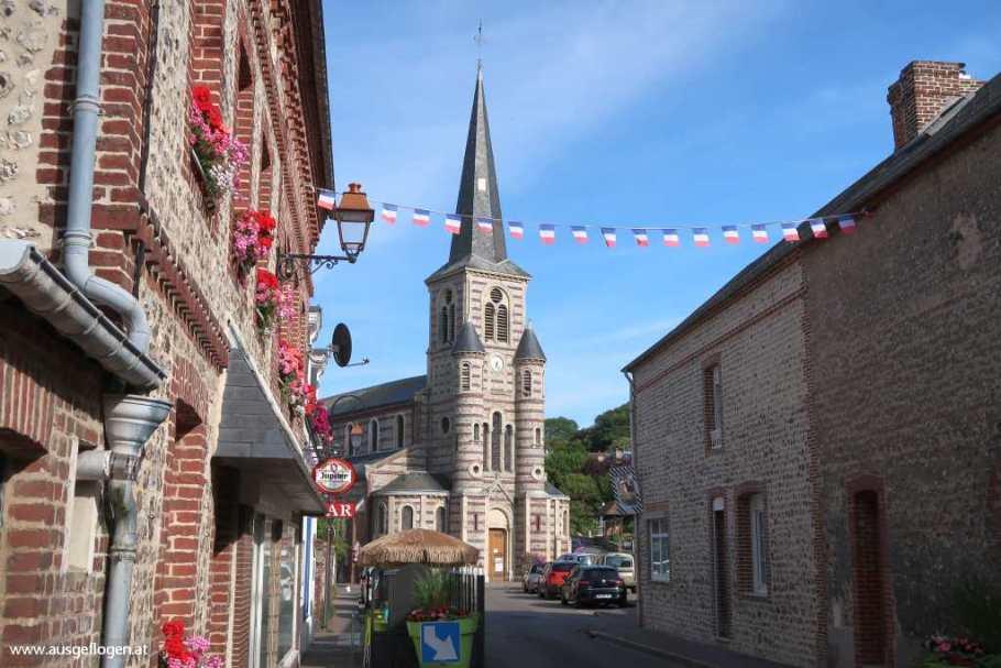 Normandie Roadtrip