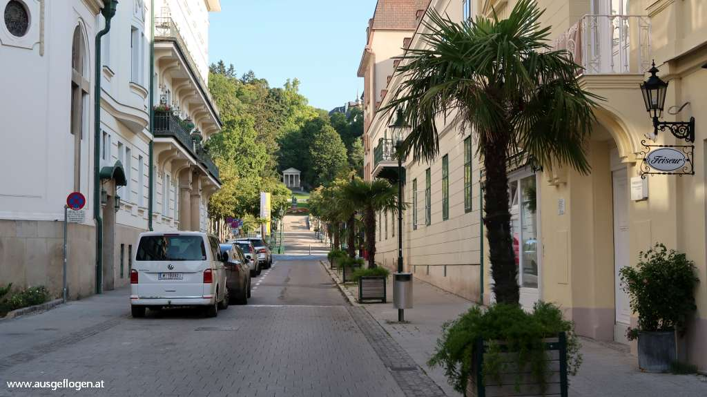 Baden Stadtspaziergang