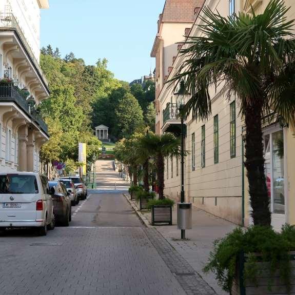 Baden Stadtspaziergang Ausflugsziele Niederösterreich