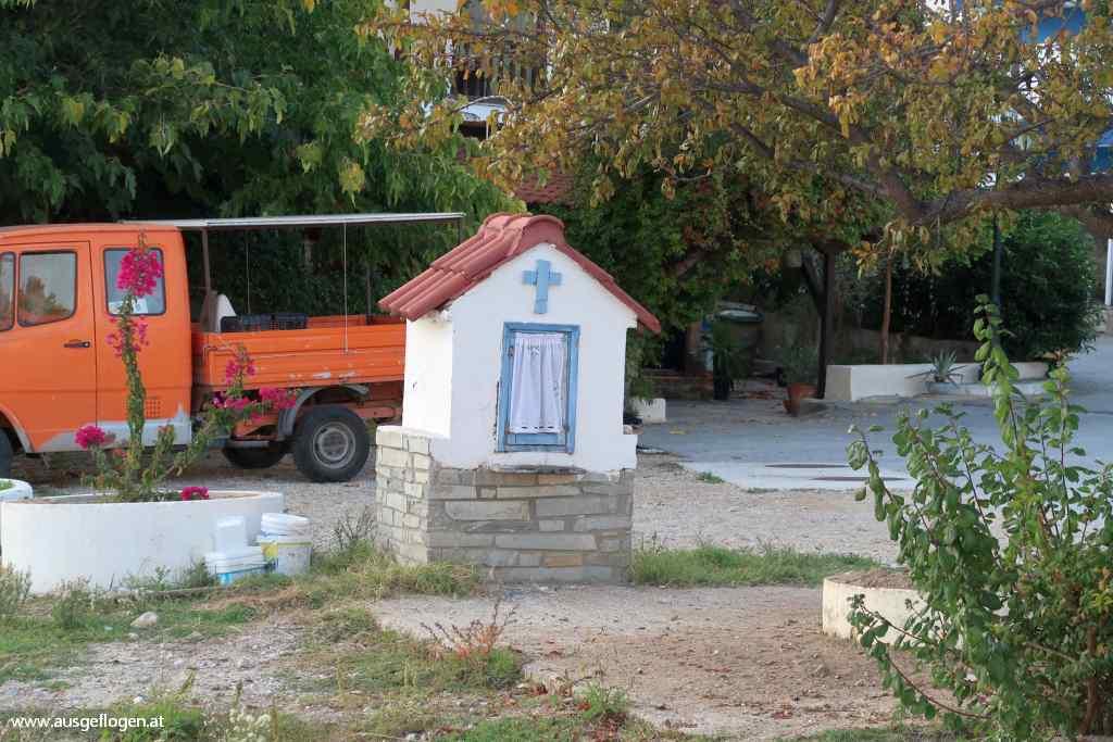 Chalkidiki Roadtrip Bildstock