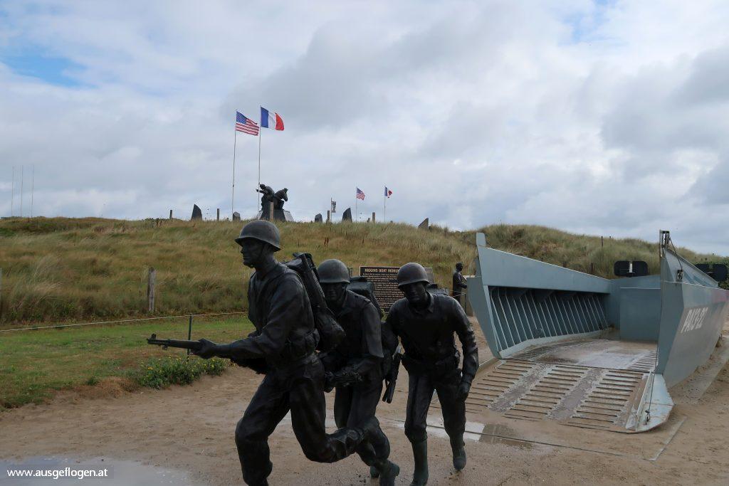 Landungsstrände Normandie