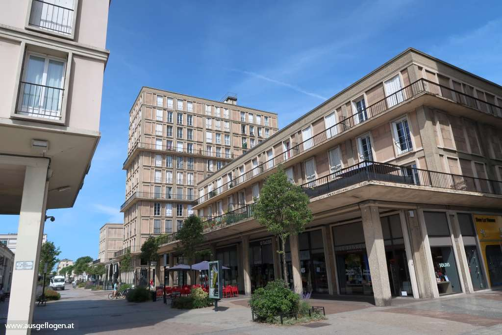Le Havre Architektur