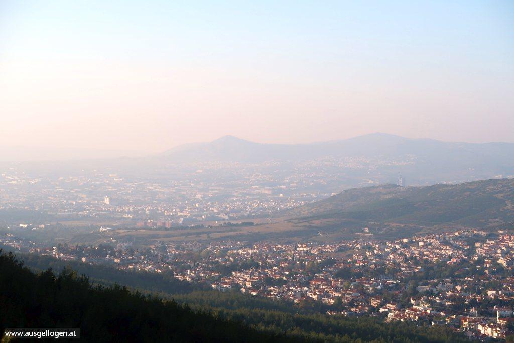 Thessaloniki Ausblick