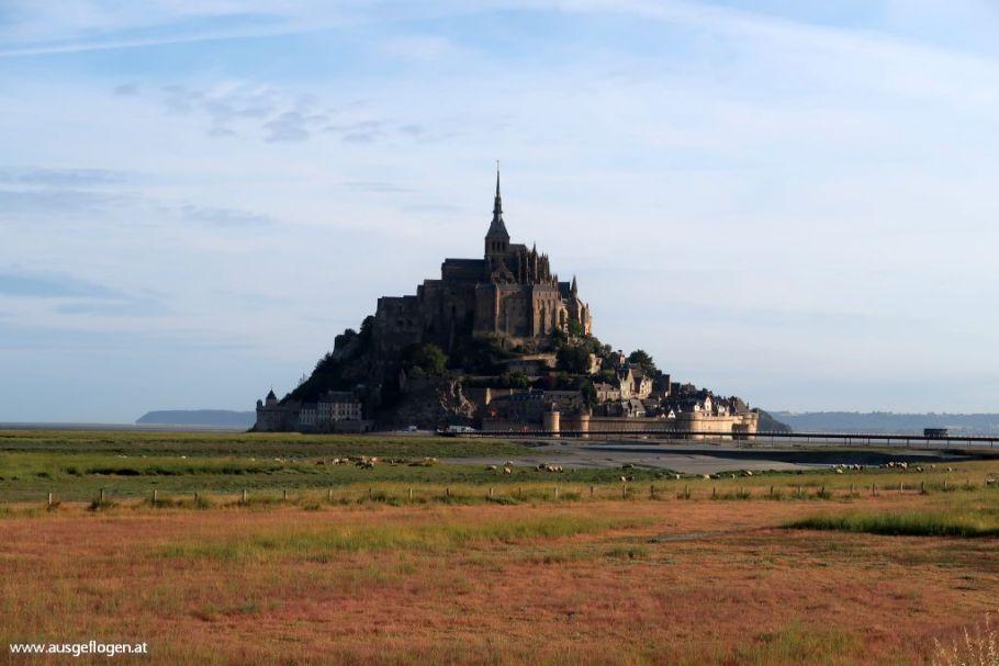 Mont Saint Michel Besuch