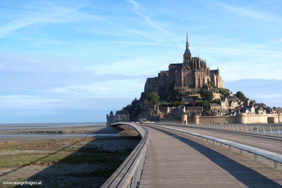 Mont Saint Michel beste Besuchszeit