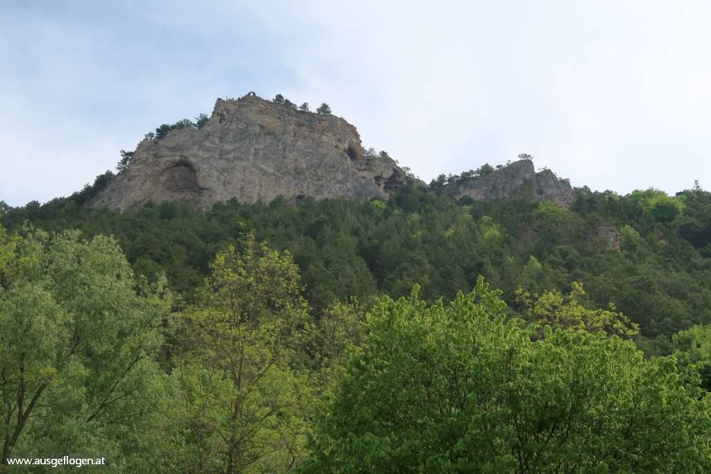 Türkensturz Ruine Gleißenfeld