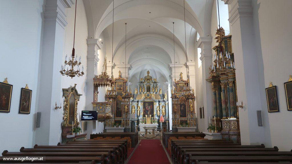 Güssing Franziskanerkirche