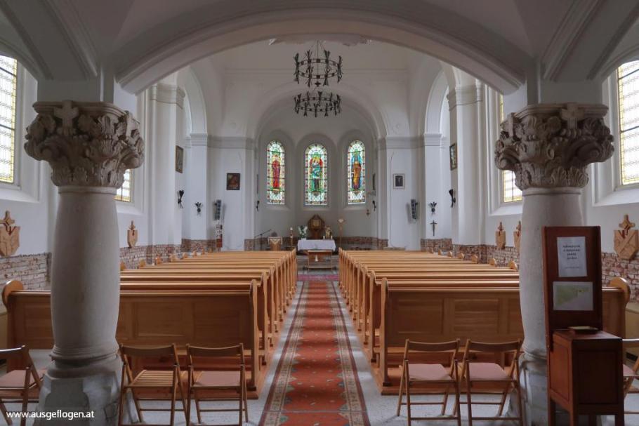 St. Emmerichskirche Grenze Ungarn Österreich