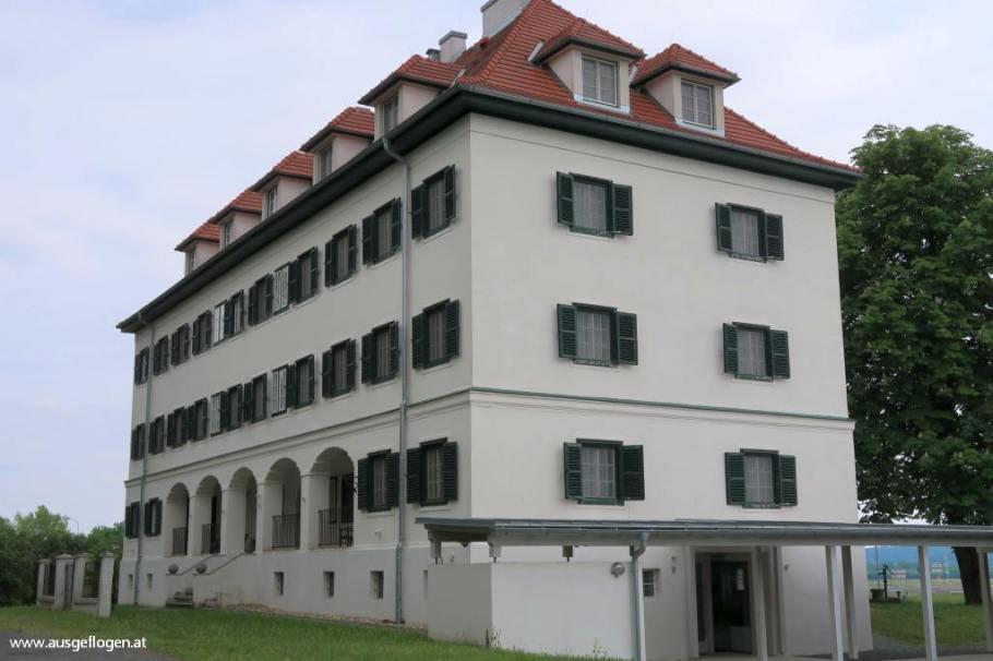altes Zollhaus Strem