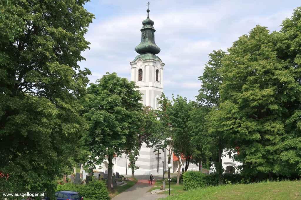Wallfahrtskirche Maria Weinberg Weinidylle Südburgenland