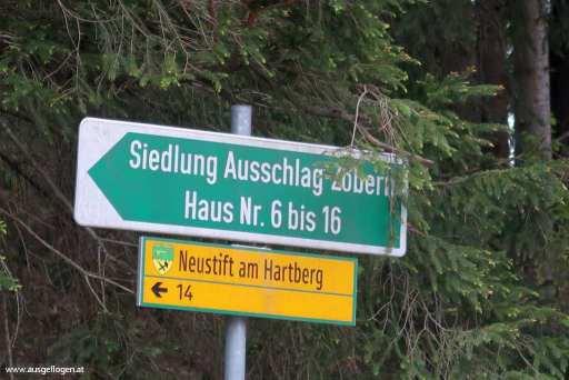 lustigste Ortsschilder Österreich