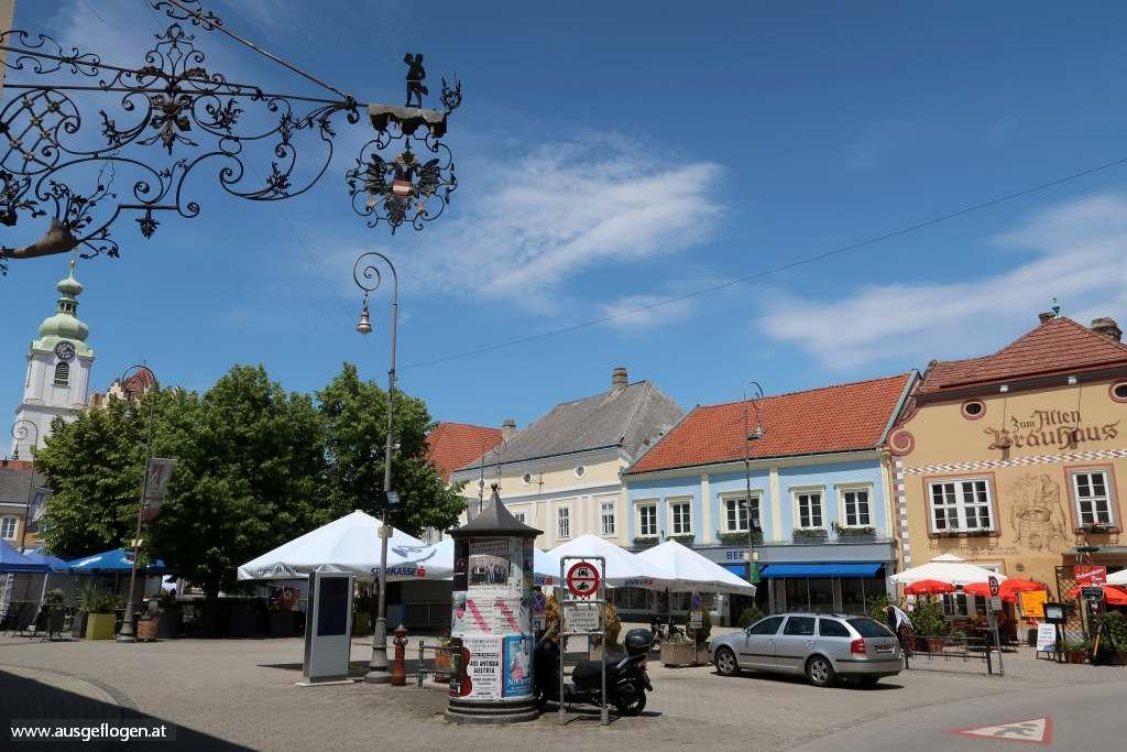 Neunkirchen Hauptplatz