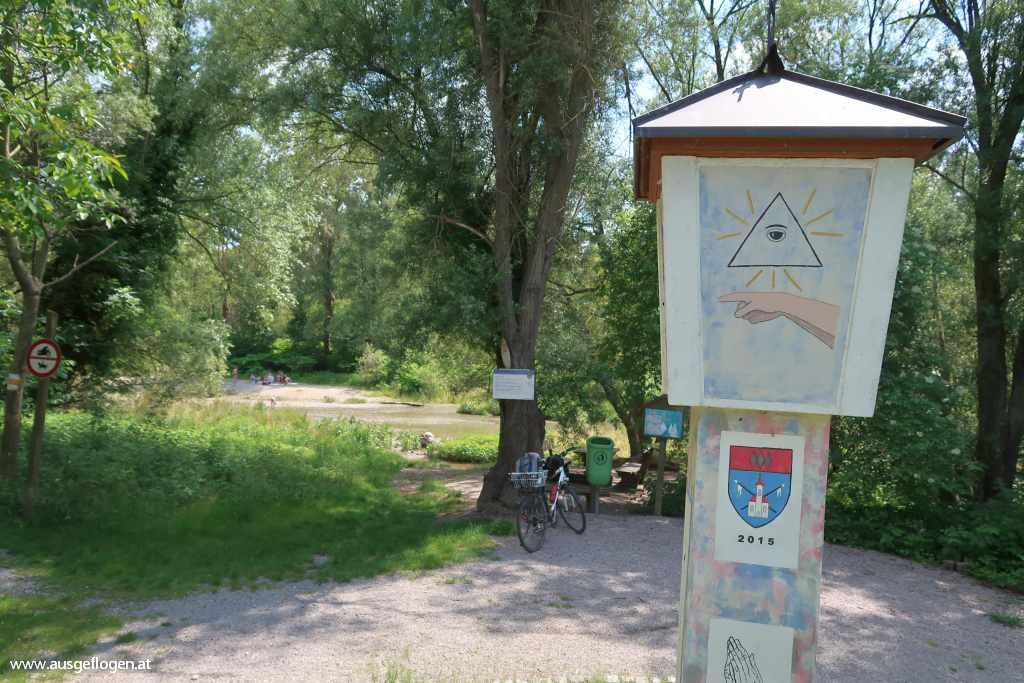 Leitha-Ursprung Lanzenkirchen