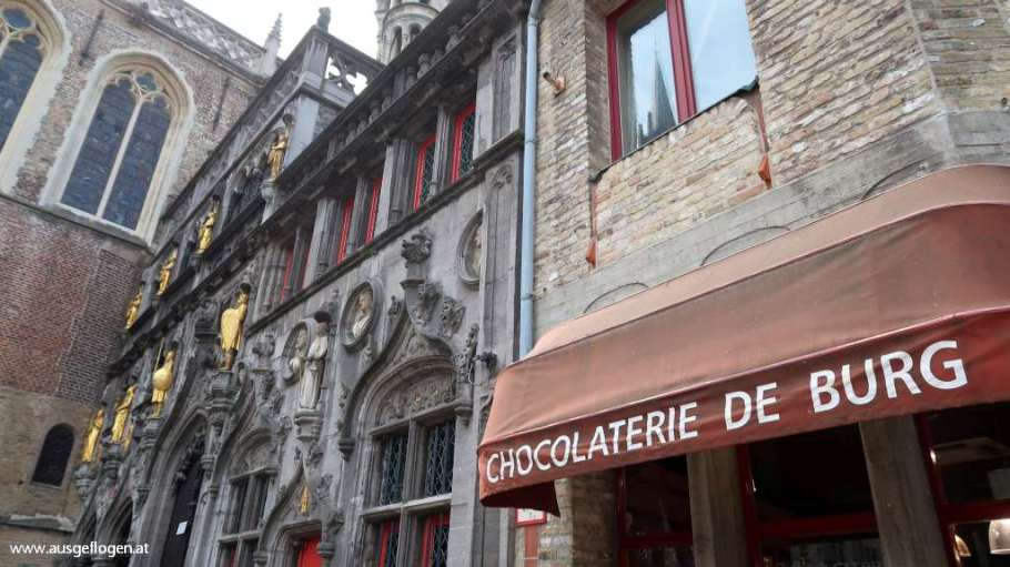 Belgien Schokolade Bier Fritten