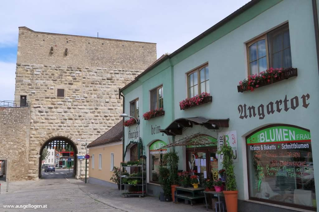 Hainburg Ungartor
