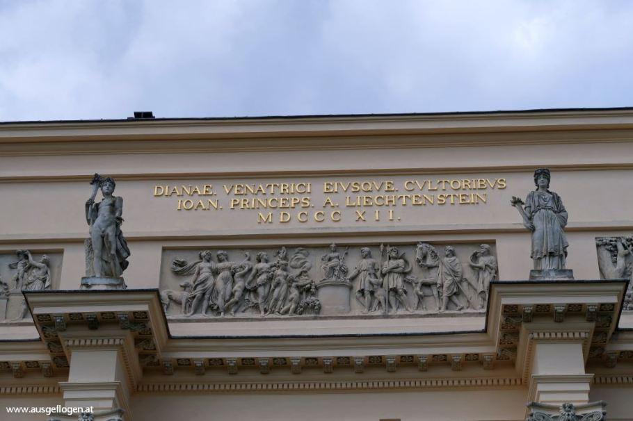 Liechtensstein Herrschaft Valtice Lednice