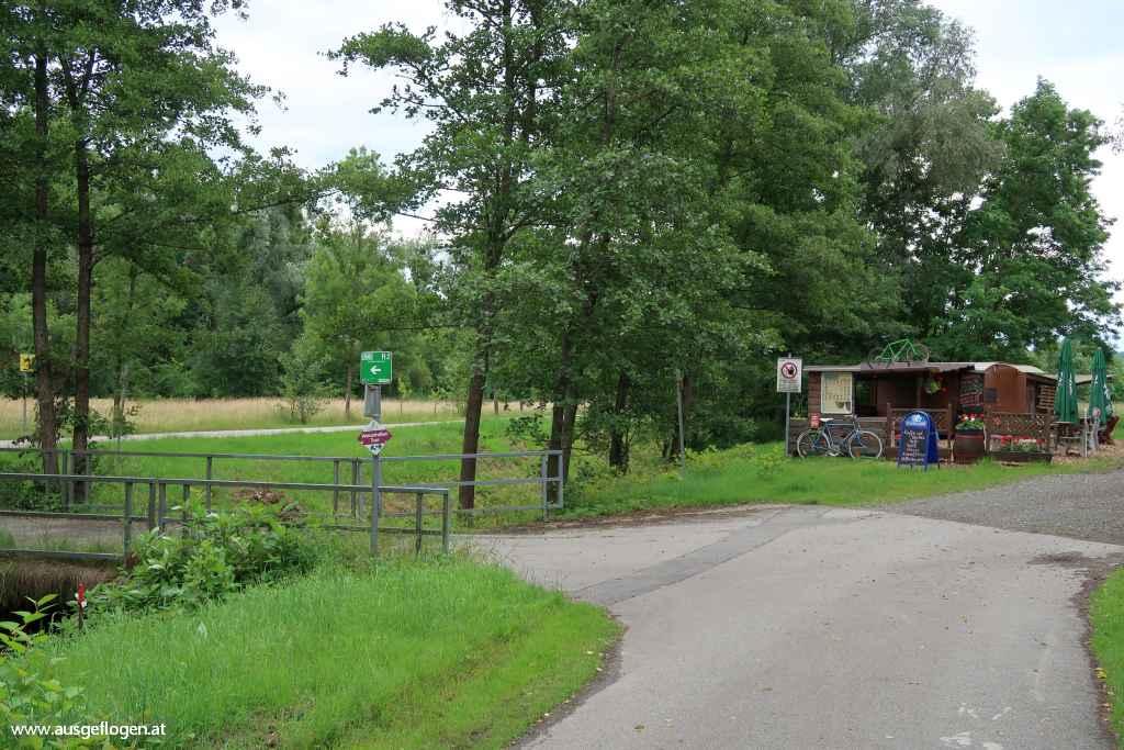 Murradweg Etappen Graz Südsteiermark