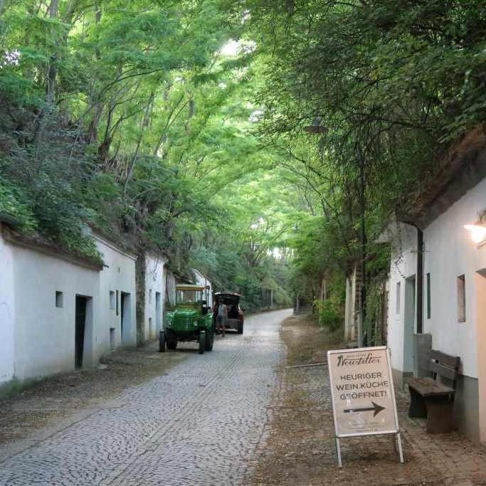 Poysdorf schönste Kellergasse Weinviertel Radygasse Ausflugsziele Niederösterreich