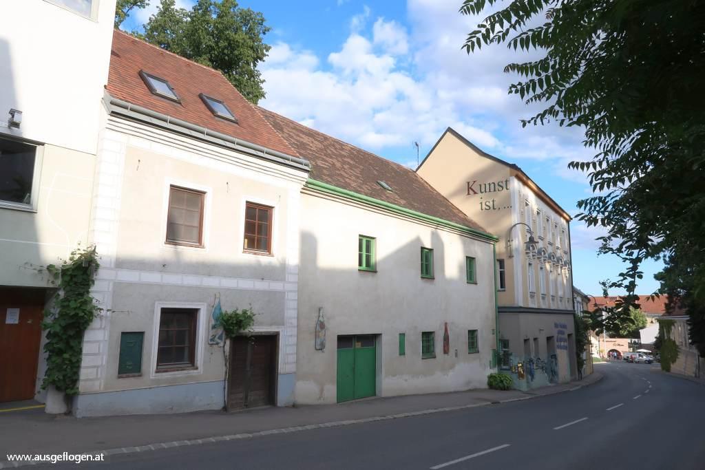 Poysdorf Ausflug Brünnerstraße Weinmarkt
