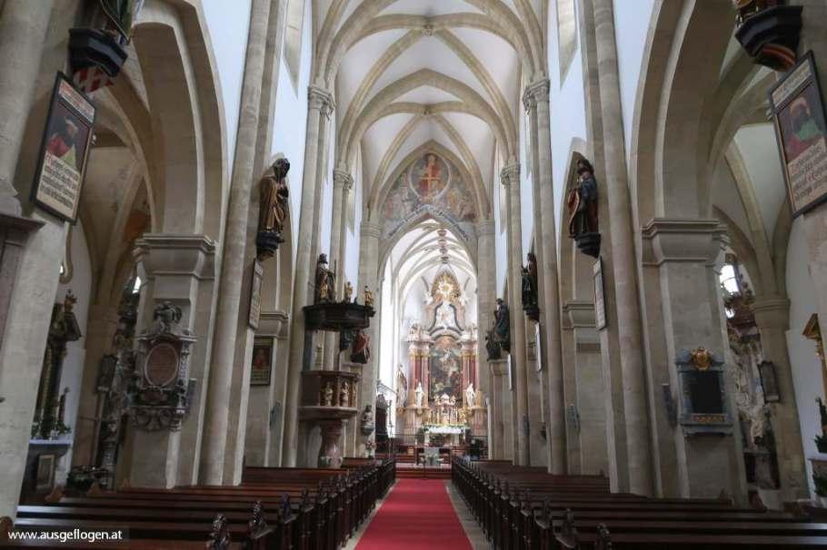 Wiener Neustadt Sehenswürdigkeiten Dom