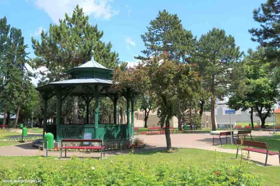 Stadtpark Wiener Neustadt