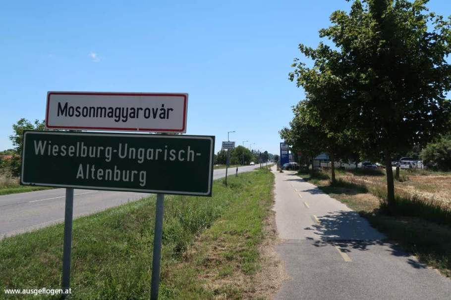 Wieselburg-Ungarisch-Altenburg Mosonmagyaróvár