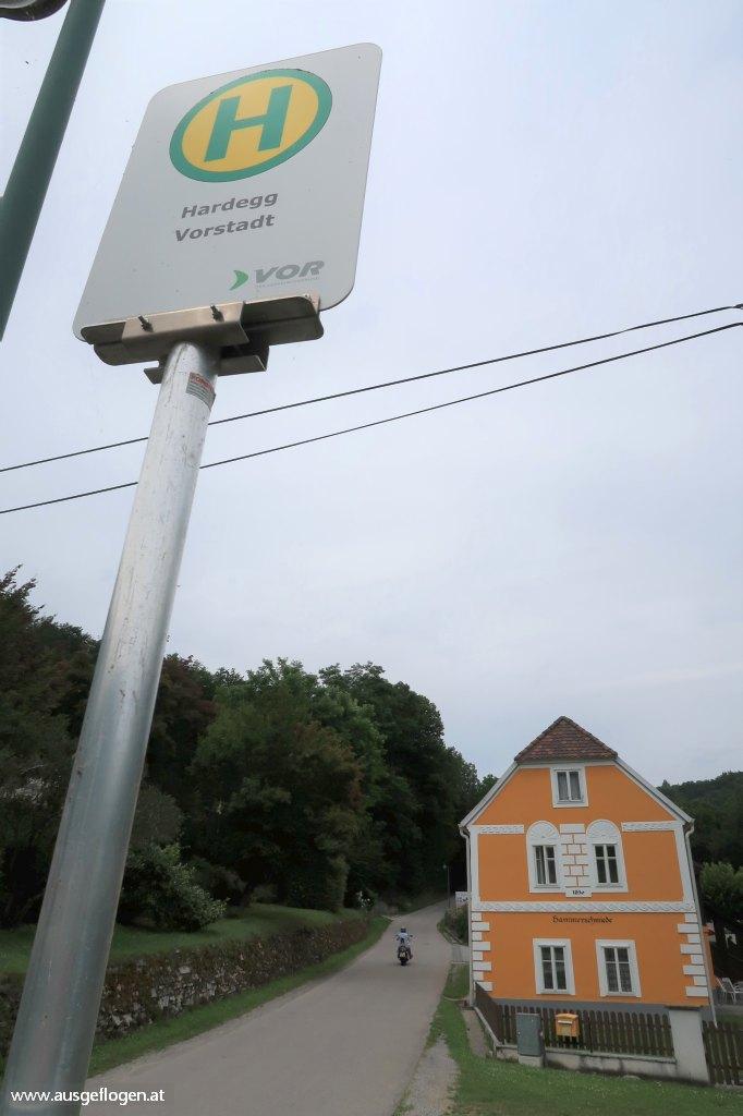Hardegg Ausflug Vorstadt