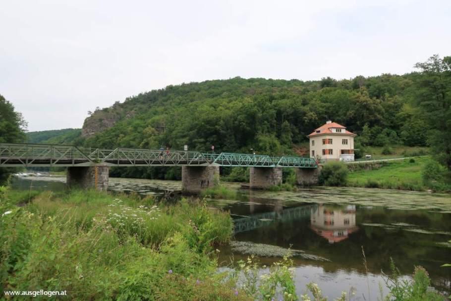 Hardegg Sehenswürdigkeit Thayabrücke