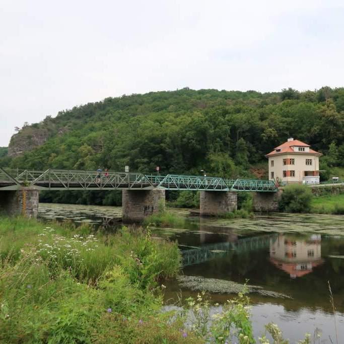 Hardegg Sehenswürdigkeit Thayabrücke Ausflugsziele Niederösterreich