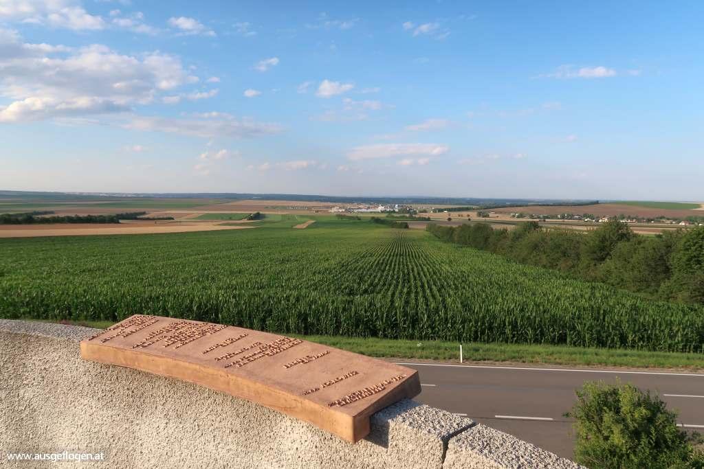 Südmährergedenkstätte Kleinhaugsdorf