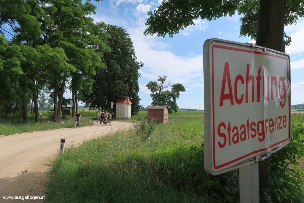 Grenze Alt-Prerau
