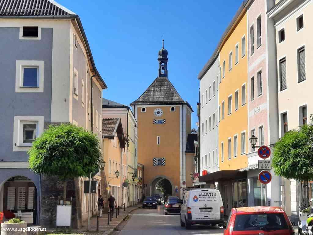 Laufen Spaziergang Salzburger Umland