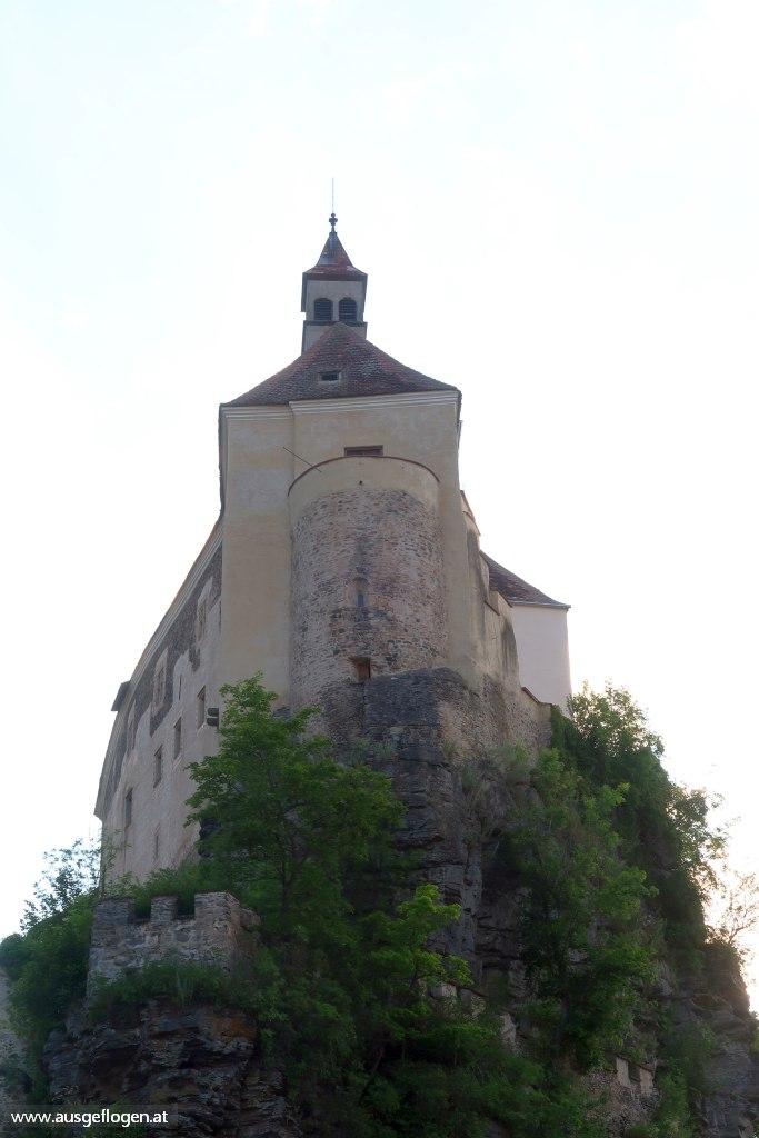 Thayatal Burg Raabs