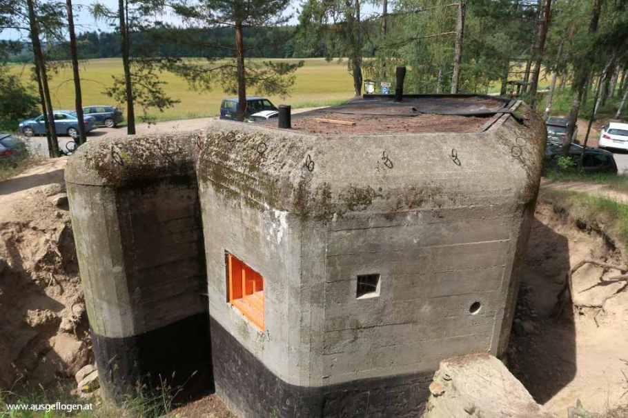 Slavonice Bunker