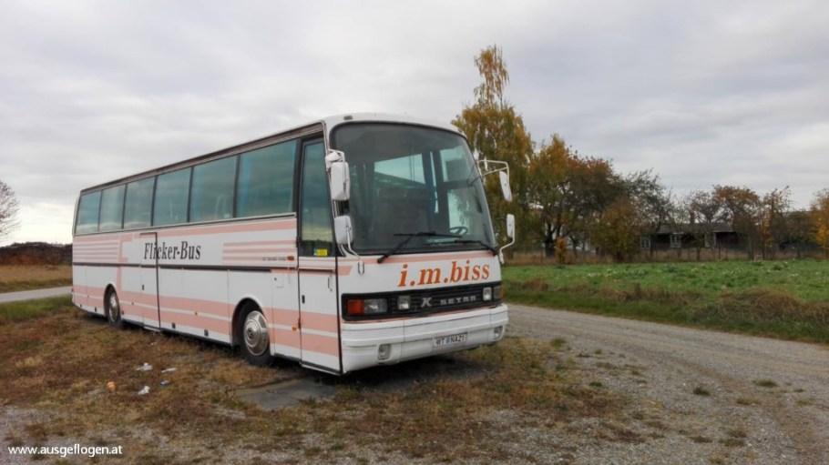 Flicker Bus Waldviertel