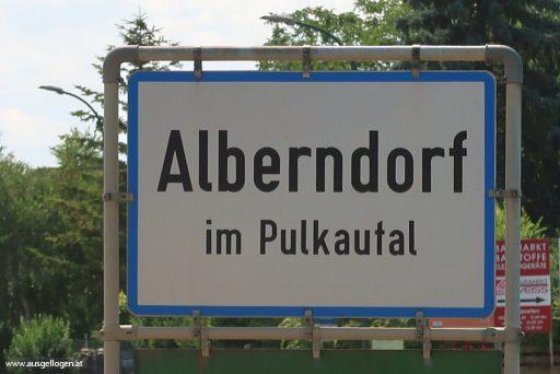 witzige Ortsschilder Österreich