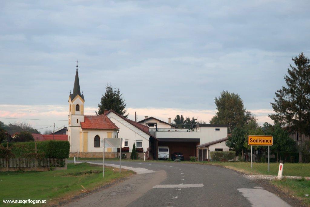Bad Radkersburg Grenze Gornja Radgona
