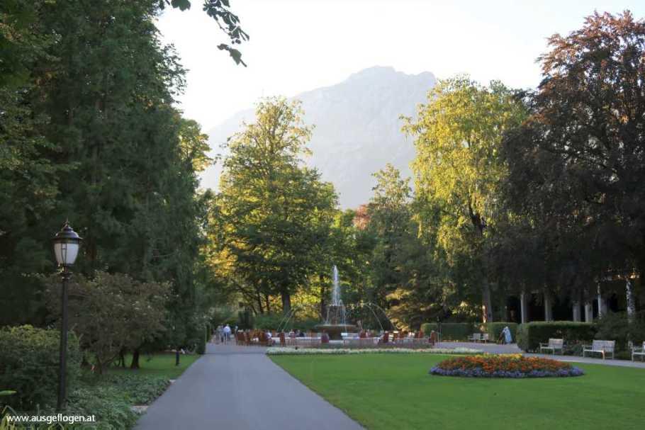 botanischer Garten Bad Reichenhall