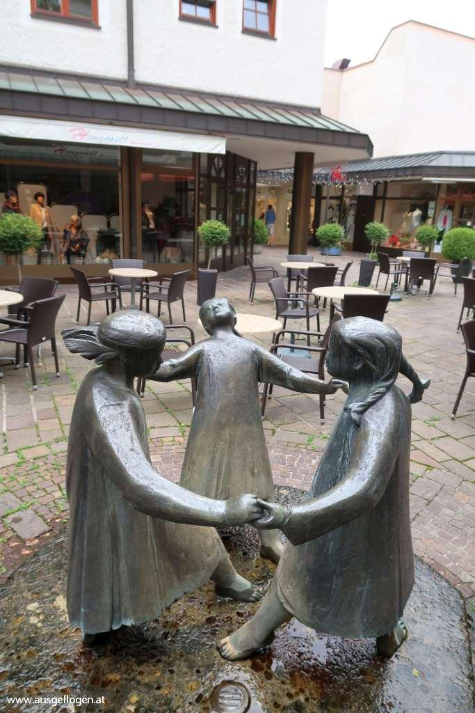 Bad Reichenhall Sehenswürdigkeit 70 Brunnen